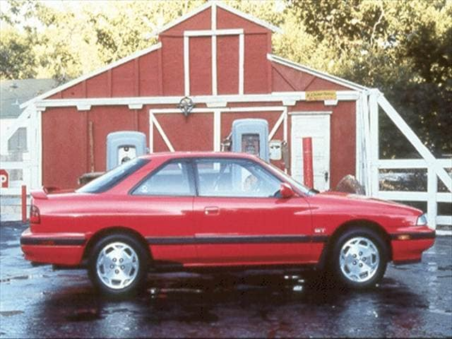 Top Consumer Rated Coupes of 1992 - 1992 Mazda MX-6