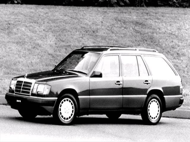 Top Consumer Rated Wagons of 1992 - 1992 Mercedes-Benz 300 TE