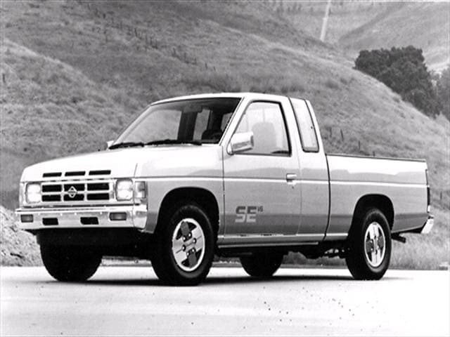 Most Fuel Efficient Trucks of 1992 - 1992 Nissan King Cab