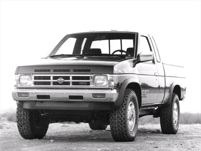 Most Popular Trucks of 1992 - 1992 Nissan King Cab