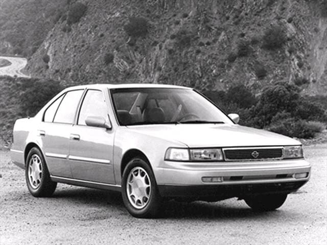 Kelley Blue Book Used Cars Value Calculator >> Used 1992 Nissan Maxima GXE Sedan 4D Pricing | Kelley Blue ...