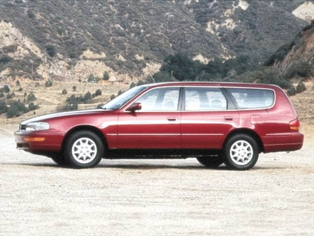 Top Consumer Rated Wagons of 1992 - 1992 Toyota Camry