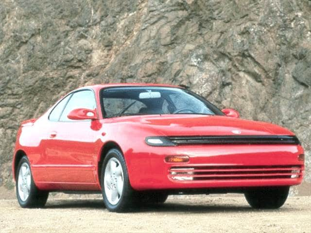 Most Popular Hatchbacks of 1992 - 1992 Toyota Celica