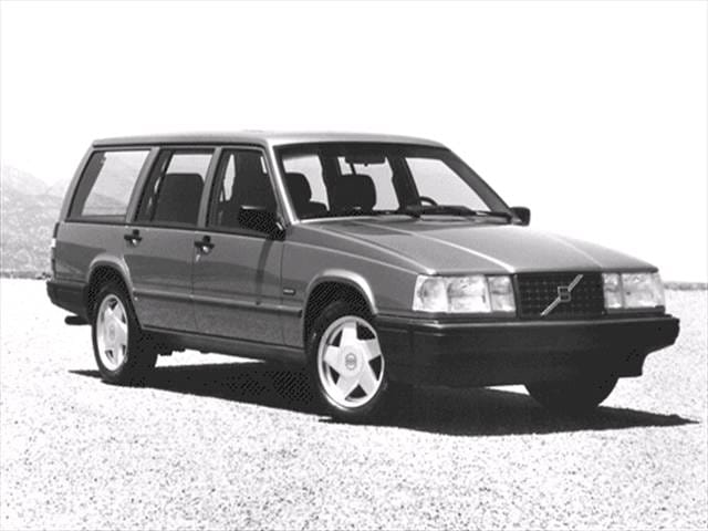 Highest Horsepower Wagons of 1992