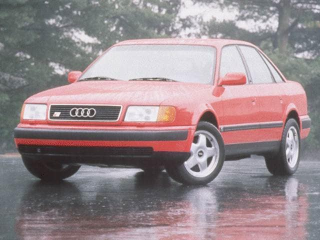 Top Consumer Rated Sedans of 1993 - 1993 Audi S4