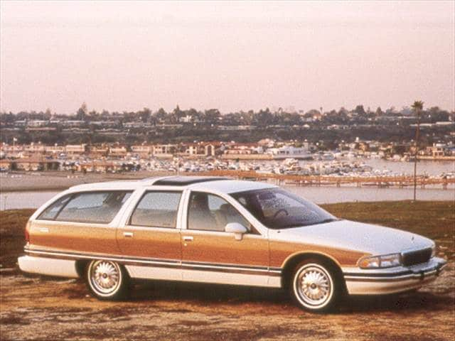 Highest Horsepower Wagons of 1993 - 1993 Buick Roadmaster