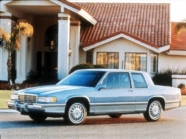 Most Popular Luxury Vehicles of 1993