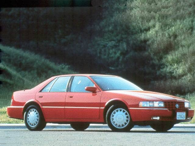 Highest Horsepower Sedans of 1993 - 1993 Cadillac Seville
