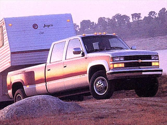 1993 Chevrolet 3500 Crew Cab Long Bed Used Car Prices ...