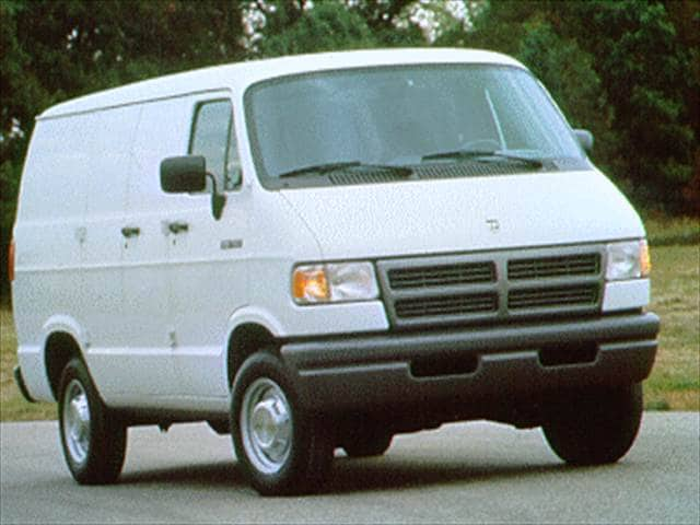 Highest Horsepower Vans/Minivans of 1993 - 1993 Dodge Ram Van B250