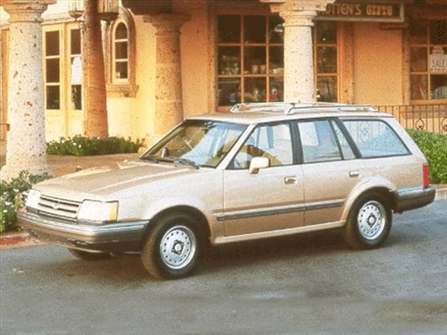 Most Fuel Efficient Wagons of 1993 - 1993 Ford Escort