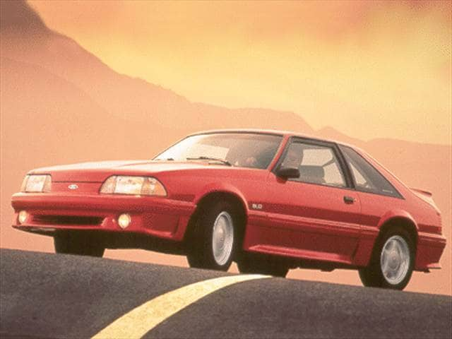 Highest Horsepower Hatchbacks of 1993