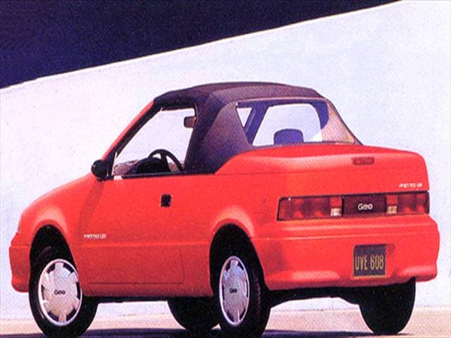 Most Popular Convertibles of 1993