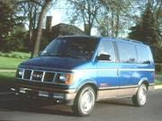 1993-GMC-Safari Passenger
