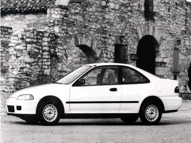 1993 honda civic dx coupe 2d used car prices kelley blue book. Black Bedroom Furniture Sets. Home Design Ideas