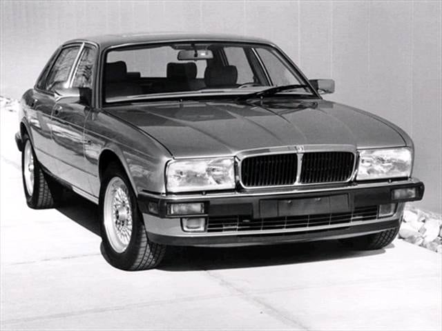 Highest Horsepower Sedans of 1993 - 1993 Jaguar XJ