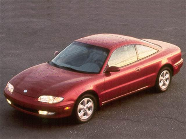 Sell My Car For Cash >> Used 1993 MAZDA MX-6 Coupe 2D Pricing | Kelley Blue Book