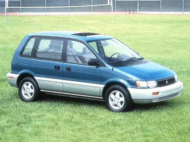 Most Fuel Efficient Wagons of 1993 - 1993 Mitsubishi Expo
