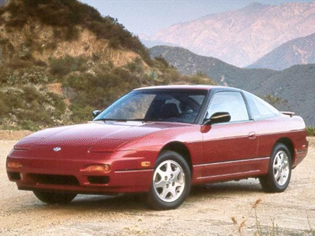 Top Consumer Rated Hatchbacks of 1993 - 1993 Nissan 240SX