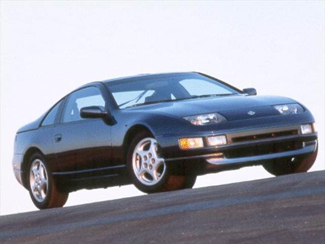 Top Consumer Rated Hatchbacks of 1993 - 1993 Nissan 300ZX