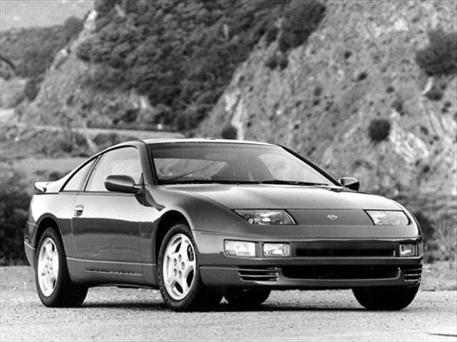 Highest Horsepower Hatchbacks of 1993 - 1993 Nissan 300ZX