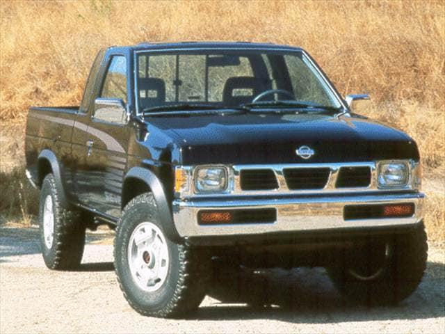 Most Fuel Efficient Trucks of 1993 - 1993 Nissan King Cab