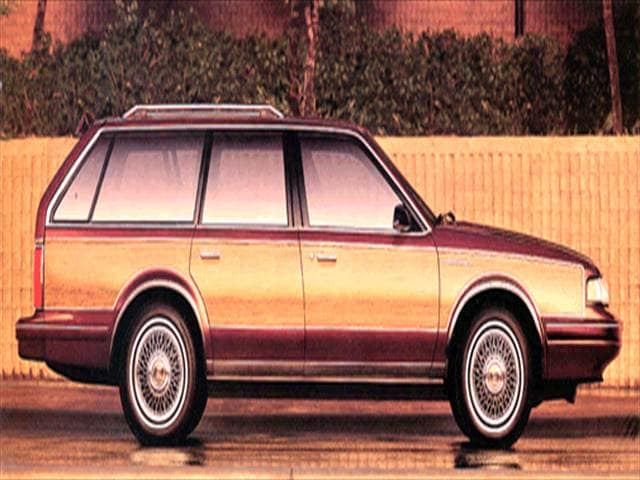 Most Popular Wagons of 1993 - 1993 Oldsmobile Cutlass Cruiser