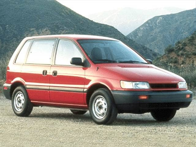Most Fuel Efficient Wagons of 1993 - 1993 Plymouth Colt Vista