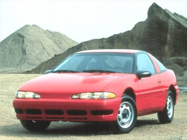 Sell My Car For Cash >> 1993 Plymouth Laser Hatchback 2D Used Car Prices | Kelley Blue Book