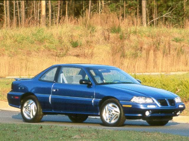 Most Popular Coupes of 1993 - 1993 Pontiac Grand Am