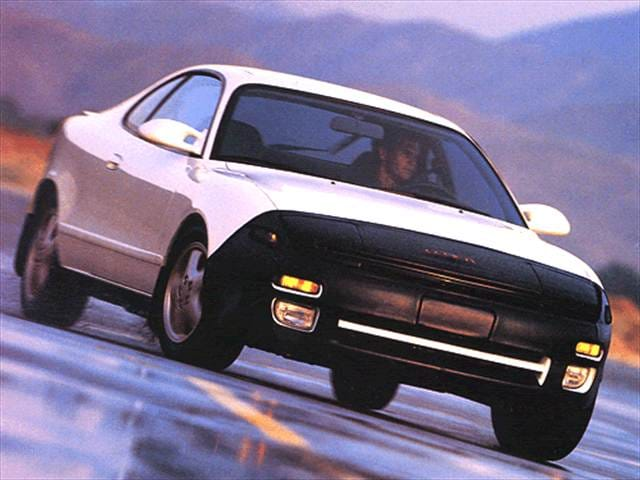 Most Popular Hatchbacks of 1993 - 1993 Toyota Celica