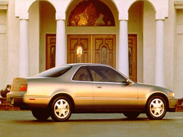 Most Popular Luxury Vehicles of 1994