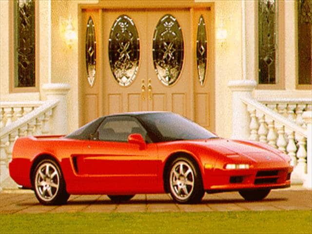 Top Consumer Rated Luxury Vehicles of 1994 - 1994 Acura NSX