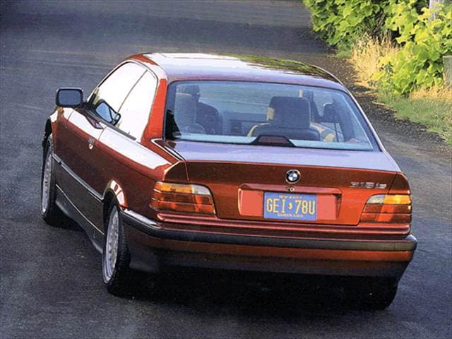 Most Popular Coupes of 1994 - 1994 BMW 3 Series