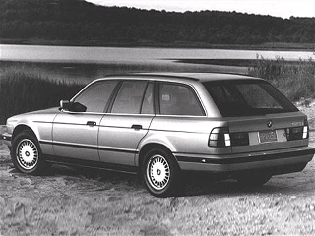Top Consumer Rated Wagons of 1994 - 1994 BMW 5 Series