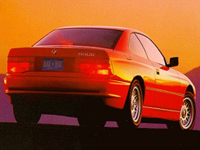 Top Consumer Rated Luxury Vehicles of 1994 - 1994 BMW 8 Series