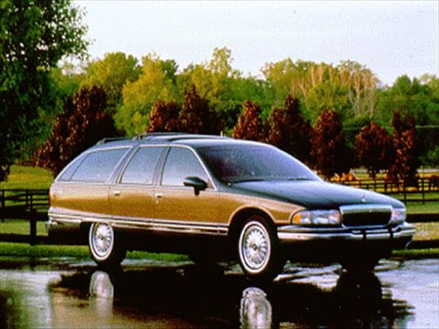 Highest Horsepower Wagons of 1994 - 1994 Buick Roadmaster