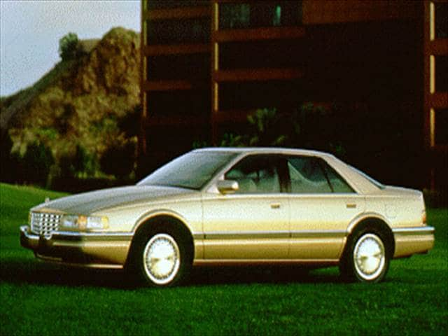 Most Popular Luxury Vehicles of 1994 - 1994 Cadillac Seville