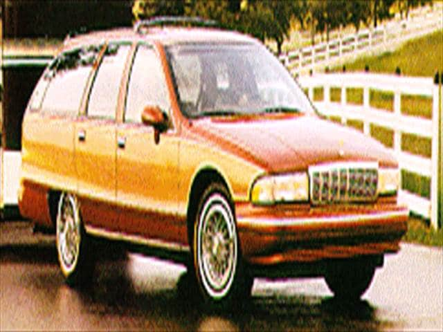 Top Consumer Rated Wagons of 1994 - 1994 Chevrolet Caprice Classic
