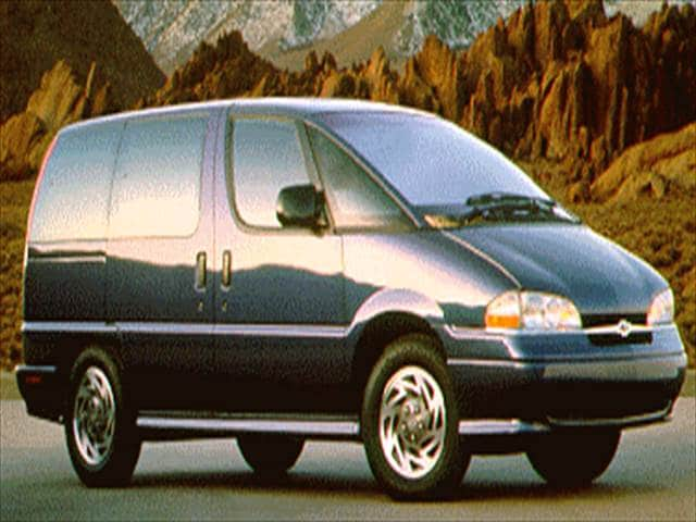 Most Fuel Efficient Vans/Minivans of 1994 - 1994 Chevrolet Lumina Passenger