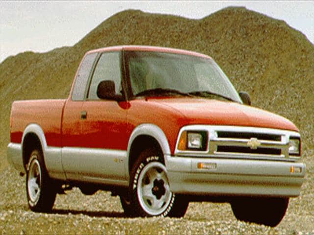 1994 Chevrolet S10 Extended Cab Pickup Used Car Prices