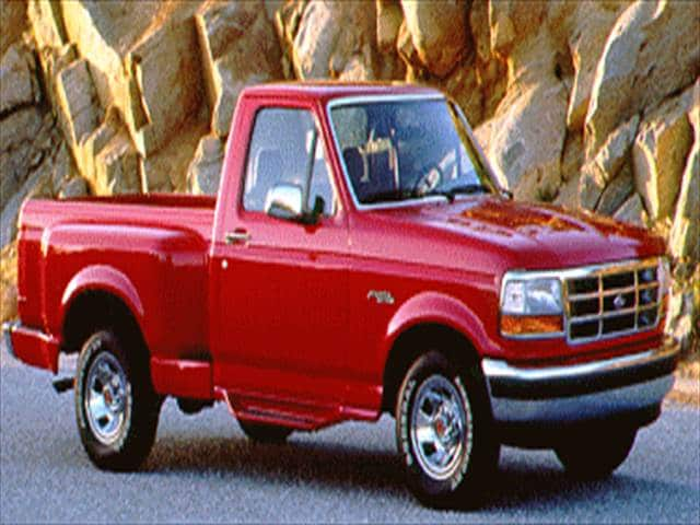 Highest Horsepower Trucks of 1994 - 1994 Ford F150 Regular Cab