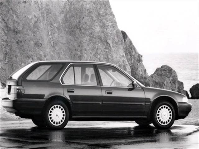 Top Consumer Rated Wagons of 1994 - 1994 Honda Accord