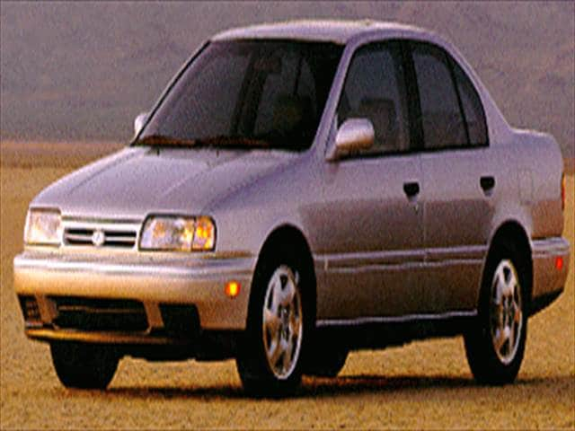 Most Fuel Efficient Luxury Vehicles of 1994 - 1994 INFINITI G