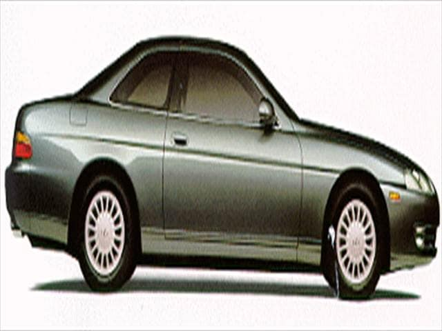 Most Popular Luxury Vehicles of 1994 - 1994 Lexus SC