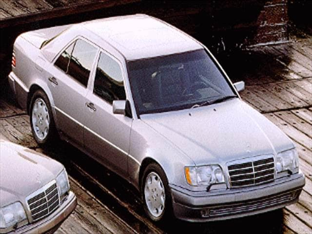 Highest Horsepower Sedans of 1994 - 1994 Mercedes-Benz E-Class