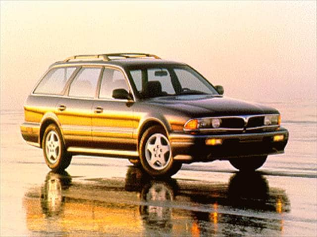 Highest Horsepower Wagons of 1994 - 1994 Mitsubishi Diamante