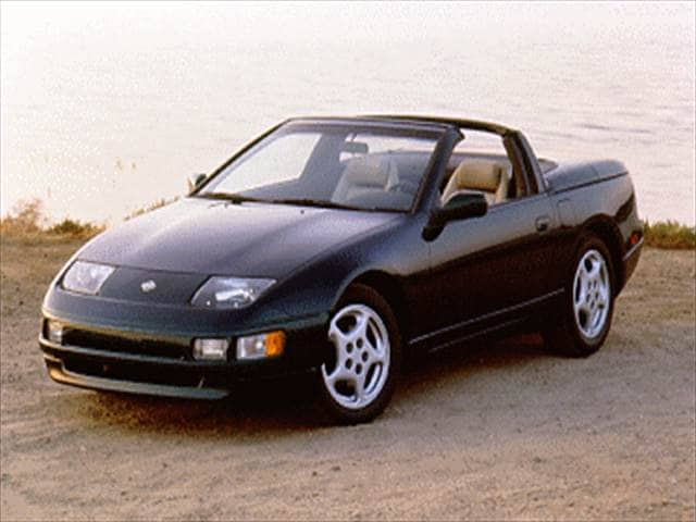 Top Consumer Rated Convertibles of 1994 - 1994 Nissan 300ZX