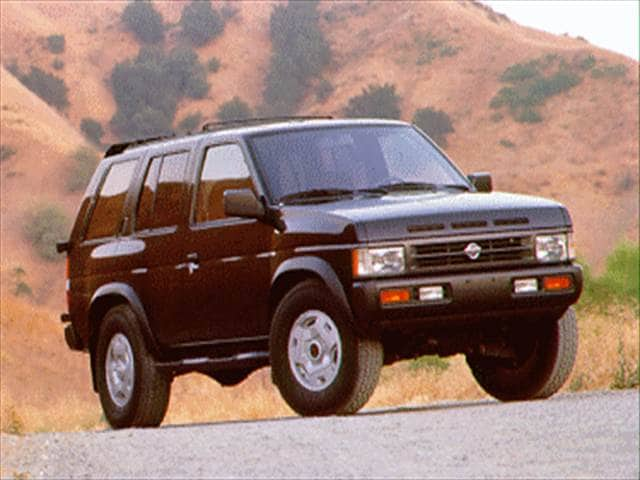 Top Consumer Rated SUVs of 1994 - 1994 Nissan Pathfinder