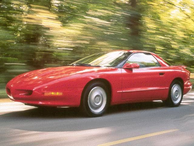 Highest Horsepower Hatchbacks of 1994 - 1994 Pontiac Firebird